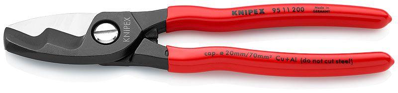 Kabeļu šķēres KNIPEX 95 11 200