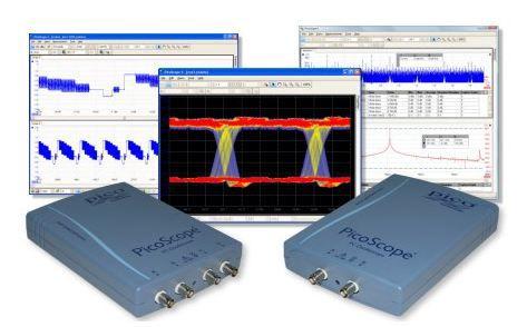 Osciloskops PicoScope 4224 2 kanālu 20MHz PICO