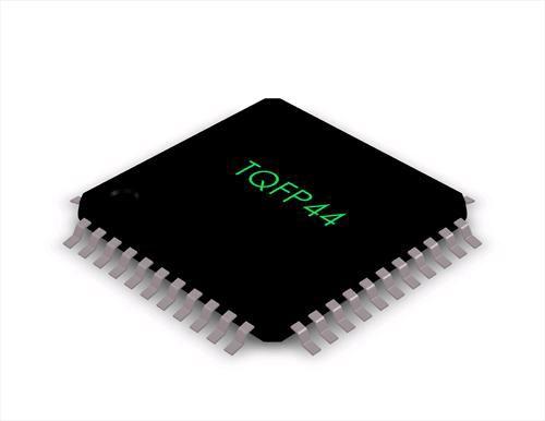 Mikroshēma ATMEGA16-16AU TQFP44 RoHS