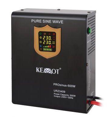 Nepārtrauktas barošanas avots UPS 500W 12V/230Vac sīnuss