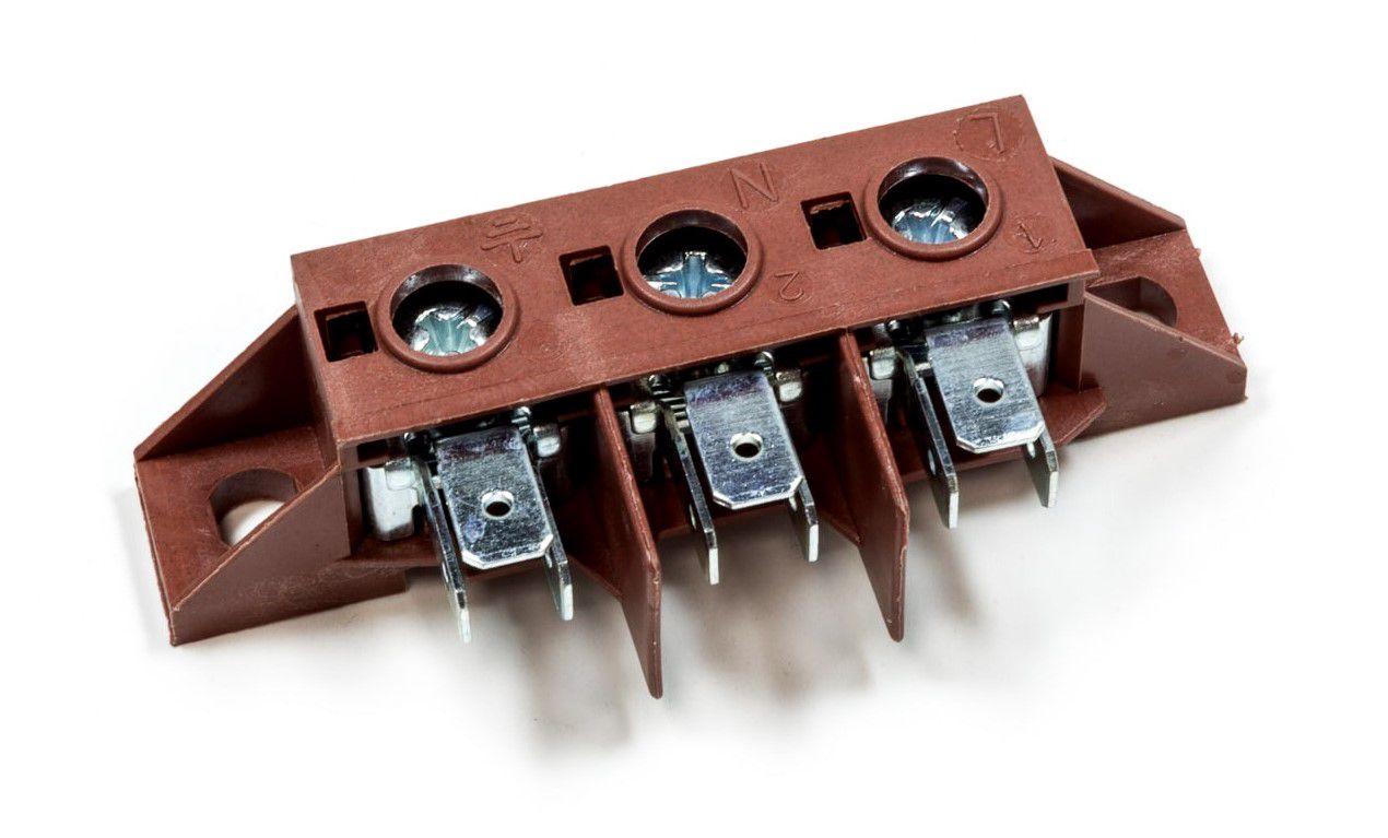 Temperatūras slēdzis 40A 450V 3 kont.