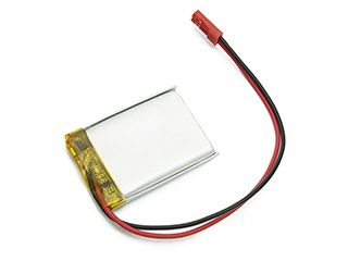 LiPo cell 3.7V 550mAh 5.0x30x40mm with PCM, with JST terminal (LP503040) AKYGA